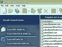 LoneMail Collector