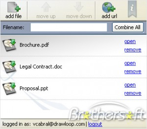 LOOP to PDF for Firefox