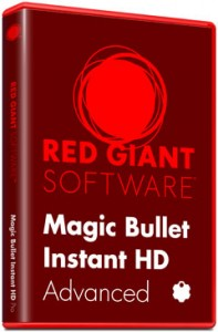 Magic Bullet Instant HD Advanced