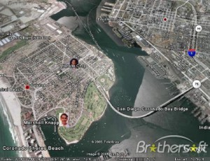MapContacts for Google Earth
