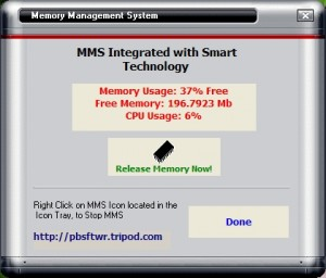 Memory Management System