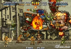 Metal Slug Anthology Countdown