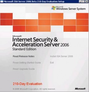 Microsoft ISA Server 2006