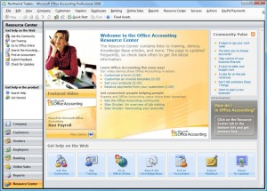 Microsoft Office Accounting Express