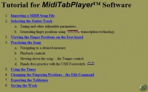 MidiTabPlayer