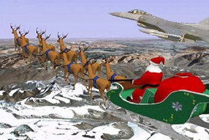 Missile of Holiday Cheer