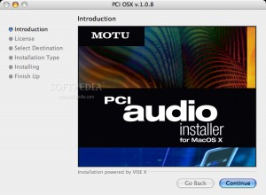 MOTU PCI-324/424 Audio Drivers