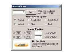 Mouse Clicker