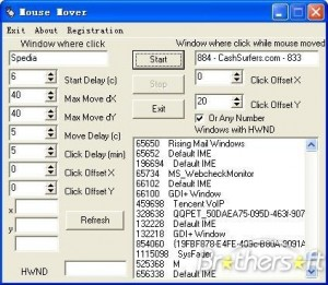 Mouse Mover 5 0 for Windows  Ftparmy com