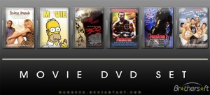 Movie DVD Icons