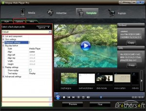 Moyea Web Player