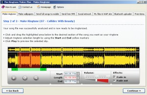 MP3 To Wave Maker Plus