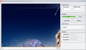 MPEG Bitrate Viewer