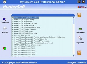 My Drivers Professional Edition