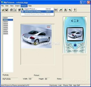 MyPictures 3.01.163 for Sony Ericsson