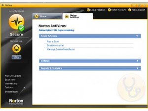 Norton AntiVirus Virus Definitions