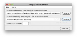 Novartis Imaging Trial Submitter