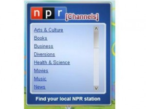 NPR Now Playing