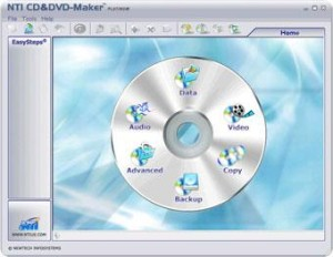 NTI Media Maker (formerly NTI CD & DVD Maker)