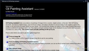 Oil Painting Assistant