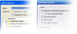 OpenBook Firefox Add-on