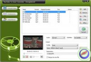 Oposoft YouTube To Zune Converter