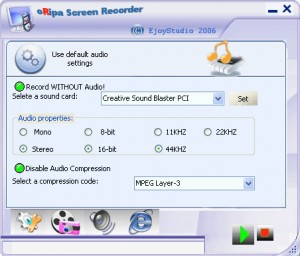 oRipa Screen Recorder