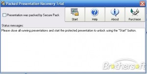 Packed Presentation Recovery