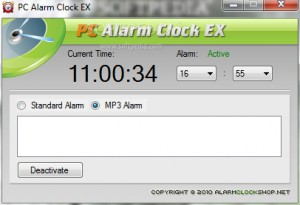 PC Alarm Clock EX