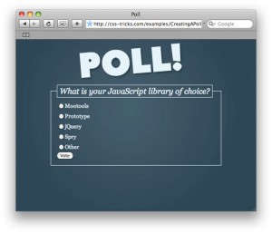 PHPOLL