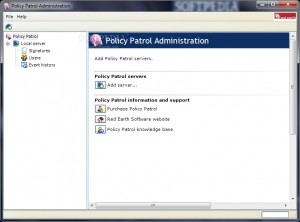 Policy Patrol Disclaimers (formerly Policy Patrol Spam Filter)