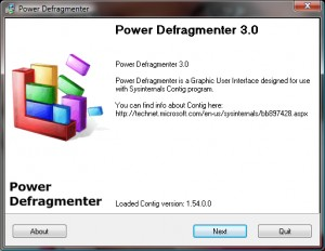 Power Defragmenter
