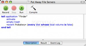 Put Away All File Servers
