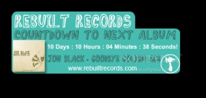Rebuilt Records Album Countdown