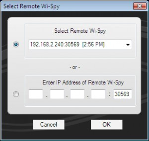 Recon for Wi-Spy