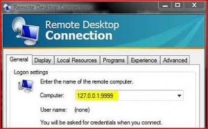 Remote Desktop Connection Listen Port