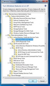 Remote Server Administration Tools for Windows 7