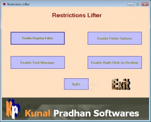 Restrictions Lifter