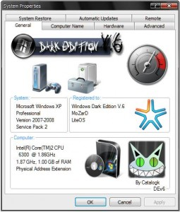RyanVM's Windows XP Post-SP2 Update Pack