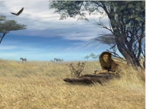 Savannah Safari - Animated 3D Wallpaper