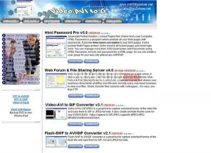Search Engine Creator for PHP