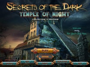Secrets of the Dark: Temple of Night CE