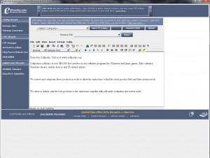 SEO RSS Submission Software Advanced Edition