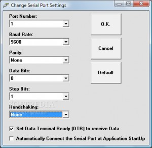 Serial Device Test Utility