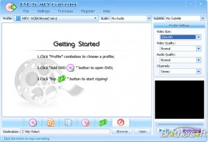 Shine DVD To MKV Converter