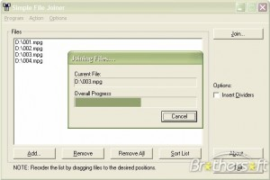 Simple File Joiner