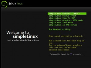 simpleLinux EXT