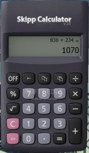 Skipp Calculator