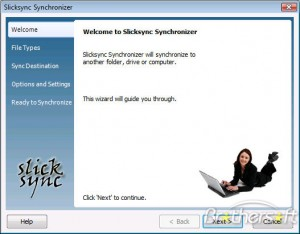 Slicksync My Documents Synchronizer Pro
