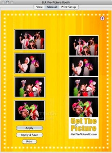 SLR Pro Picture Booth